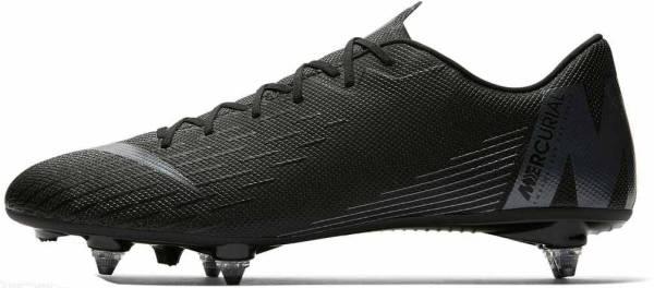 Nike Mercurial Vapor XII Academy SG-PRO Black (Schwarz Schwarz)