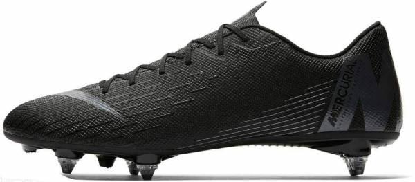 15caec473f9a Nike Mercurial Vapor XII Academy SG-PRO Black (Schwarz Schwarz)