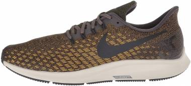 Nike Air Zoom Pegasus 35 - Thunder Grey/Oil Grey/Dark Citron (942851007)