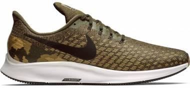 Nike Air Zoom Pegasus 35 Brown / Green Men