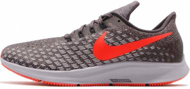 Nike Air Zoom Pegasus 35 - Thunder Grey / Bright Crimson (942851006)
