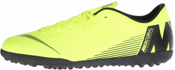 991d48938e91 Nike MercurialX Vapor XII Club Turf Yellow. A mens Nike HyperVenom Football  ...