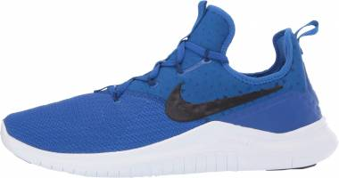 Nike Free TR 8 - Game Royal Light Bone Deep Royal