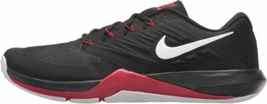 Nike Lunar Prime Iron II - Black/White - Anthracite - Gym Red