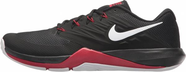 Nike Lunar Prime Iron II - Black/White - Anthracite - Gym Red (908969006)