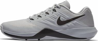 Nike Lunar Prime Iron II Wolf Grey/Black - Pure Platinum Men