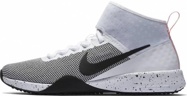 Nike Air Zoom Strong 2 - white black total crimson 100 (921335100)