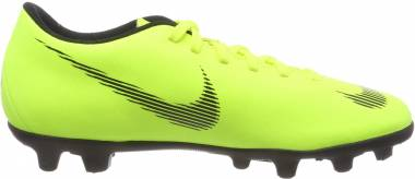 Nike Mercurial Vapor XII Club Multi-ground - Volt (AH7378701)