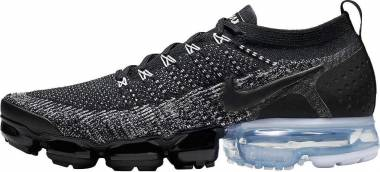 Nike Air VaporMax Flyknit 2 - Black Black White