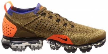 Nike Air VaporMax Flyknit 2 - Brown (942842203)