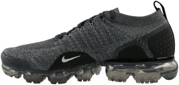 detailed look a436b 25e7f Nike Air VaporMax Flyknit 2 dark grey, black-wolf grey