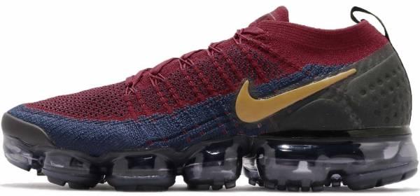 2018 nike air vapor max flyknit rainbow uomo running scarpe