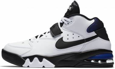 Nike Air Force Max 93 - White / Black / Cobalt (AH5534100)
