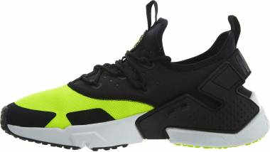 new concept 064b5 179dd Nike Air Huarache Drift Volt Black White 700 Men