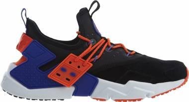 Nike Air Huarache Drift Black/Rush Violet-rush Orange Men