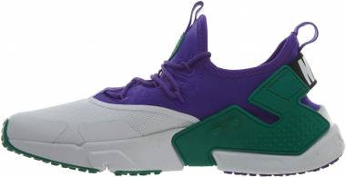 acde0d2d9d0b Nike Air Huarache Drift Fierce Purple White-black Men