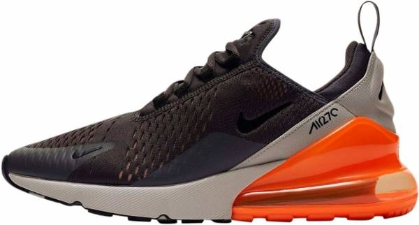 Nike Air Max 270 - Multicolor Thunder Grey Black Desert Sand 024 (AH8050024)
