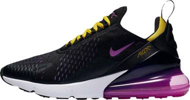 buy online f3c24 268b6 Nike Air Max 270 Black, Hyper Magenta Men