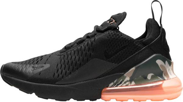 Training Rosa Naranja Negro Nike Air Max 270