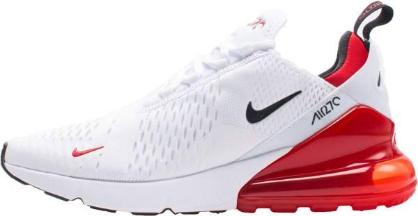 Nike Damen W Air Max 270 Laufschuhe Mehrfarbig (WhiteBlack