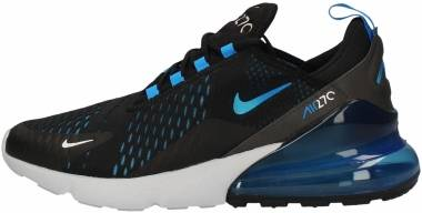 new arrival ec692 253c2 Nike Air Max 270 Black Photo Blue Fury 019 Men