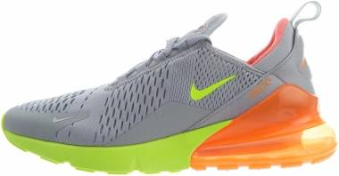 new product 44f34 12653 Nike Air Max 270 Atmosphere Grey, Volt Men