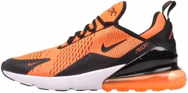 sports shoes acdc9 bc24a Nike Air Max 270 Orange Men