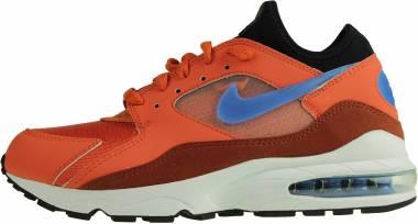 Nike Air Max 93 - orange (306551800)