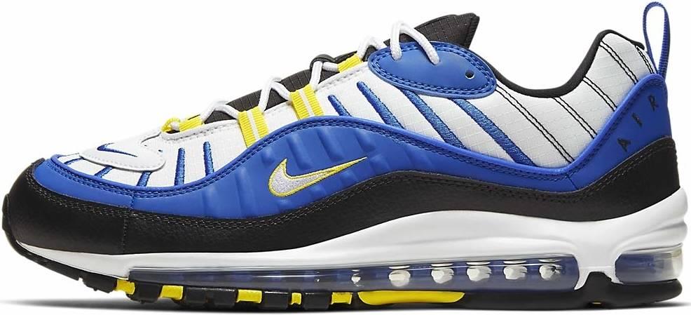 Nike Air Max 98 sneakers in 10 colors (only $150) | RunRepeat