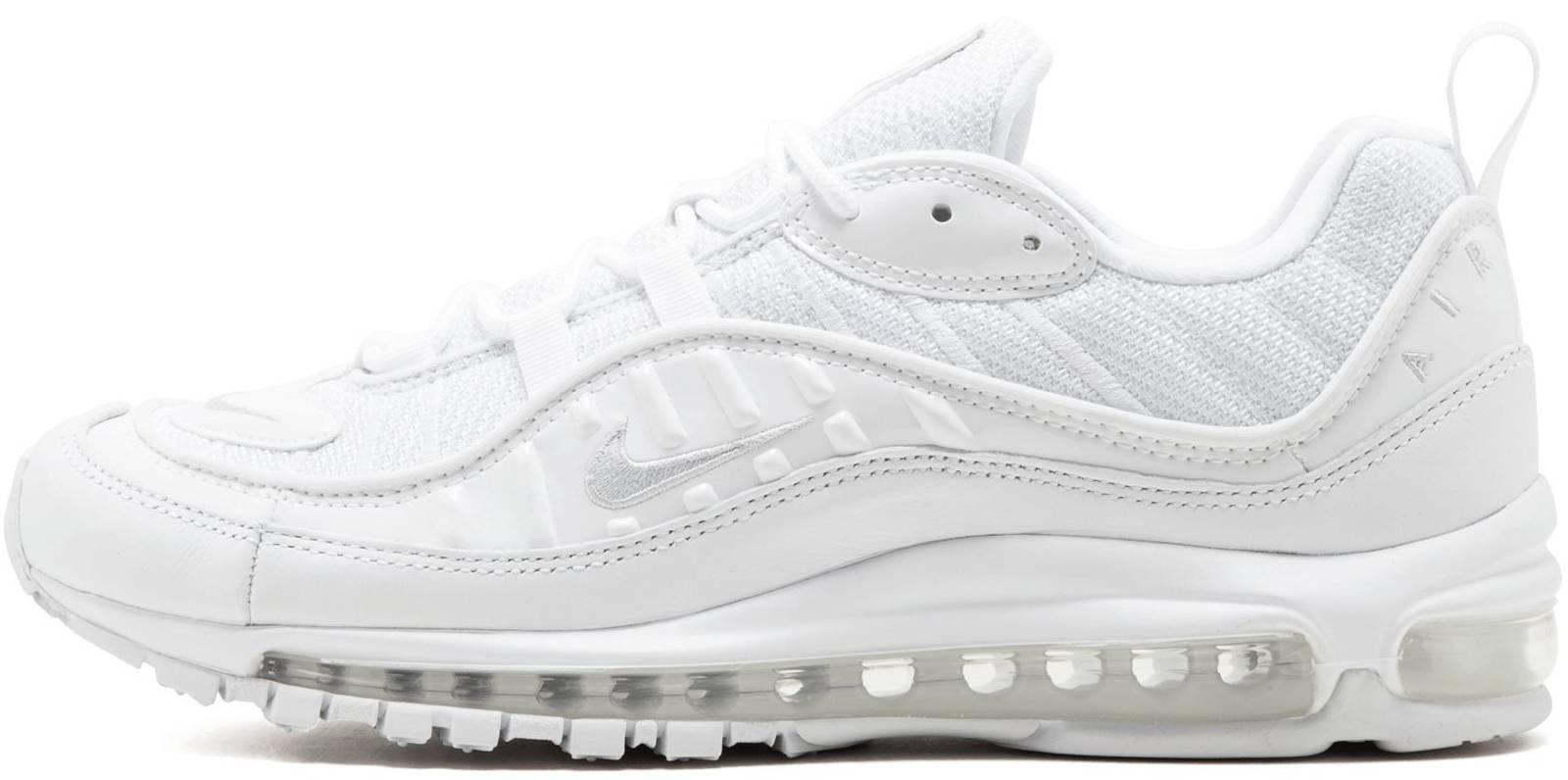 air max 98 white