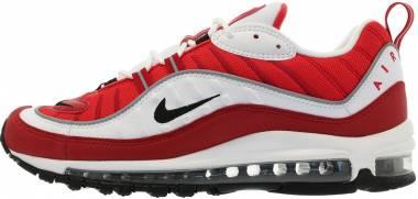 Nike Air Max 98 Red Men