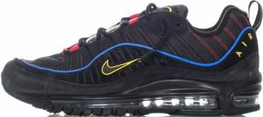 Nike Air Max 97 BlackWhite Amarillo Trainers Original