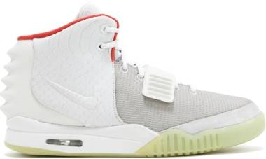 Nike Air Yeezy 2 NRG - Wolf Grey/Pure Platinum