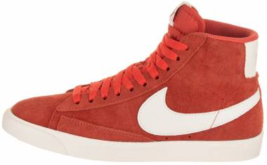 Nike Blazer Mid Vintage - Orange (917862800)
