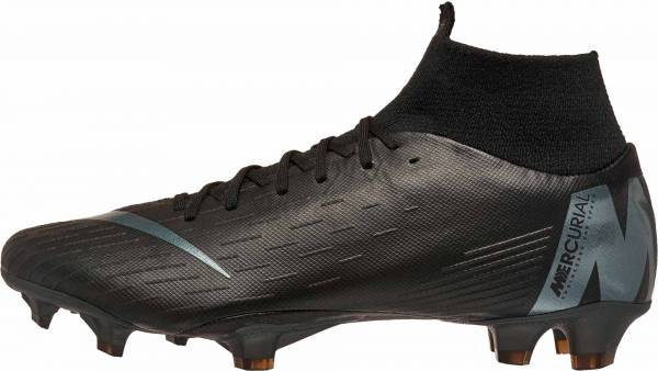 Nike Mercurial Superfly VI Pro Firm Ground - Black (AH7368001)