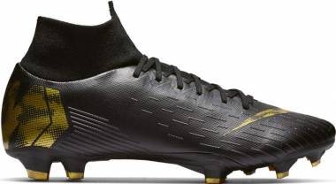 Nike Mercurial Superfly VI Pro Firm Ground - Black (AH7368077)
