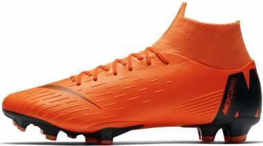 Nike Mercurial Superfly VI Pro Firm Ground - Orange