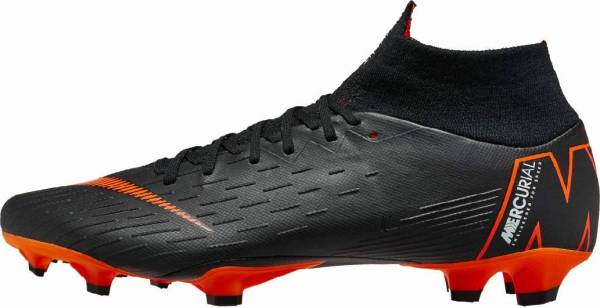 timeless design b6984 d4563 Nike Mercurial Superfly VI Pro Firm Ground Black