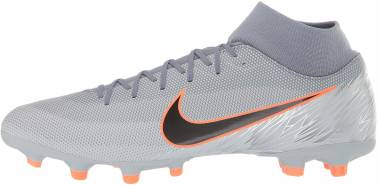 Nike Mercurial Superfly VI Academy Multi-ground - Grå
