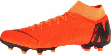 Nike Mercurial Superfly VI Academy Multi-ground - Orange (AH7362810)