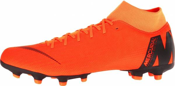 Nike Mercurial Superfly VI Academy Multi-ground - Orange (AH7362810)