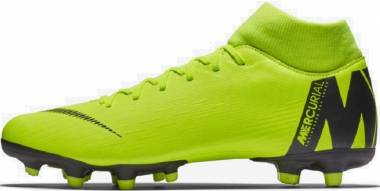 the best attitude 86266 3da56 Nike Mercurial Superfly VI Academy Multi-ground Green Men