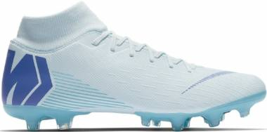 Nike Mercurial Superfly VI Academy Multi-ground - Glacier Blue Persian Violet (AH7362454)