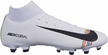 Nike Mercurial Superfly VI Academy Multi-ground - White (AJ3541109)