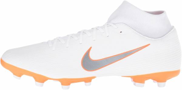 Nike Mercurial Superfly VI Academy Multi-ground - White