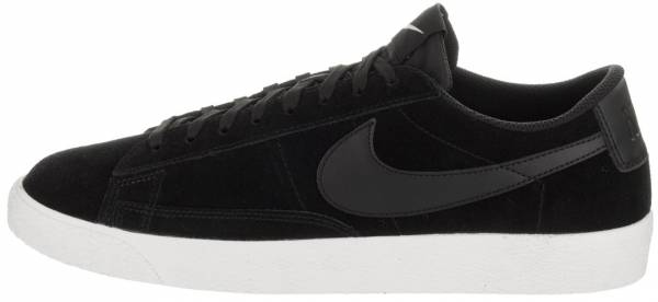 new concept 78112 57325 Nike Blazer Low Black Black-sail-iced Lilac