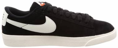 Nike Blazer Low - Black (AA3962006)