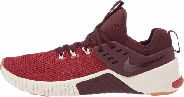 Nike Free x Metcon - Red (AH8141626)