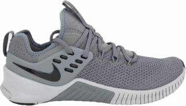 big discount Nike Free 5.0 Trainer Gray Red Nike Men Shoes