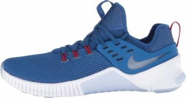 Nike Free x Metcon - Gym Blue/White/Team Red (AQ0630441)